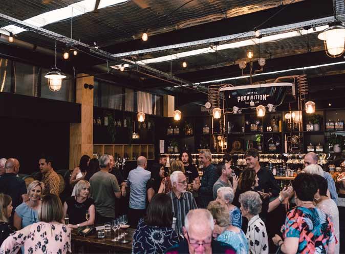 Prohibition Liquor Co <br/> Warehouse Venue Hire