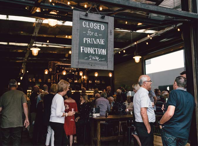 Prohibition Liquor Co – Warehouse Venues