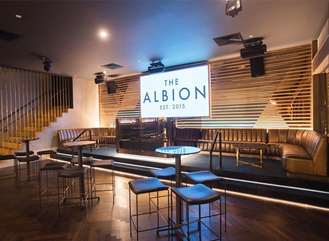 Albion Rooftop – Large Bars