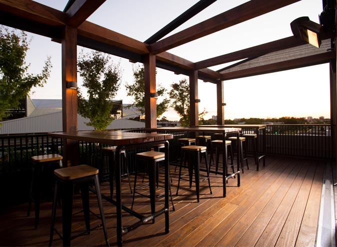 The Albion Rooftop – Large Bars