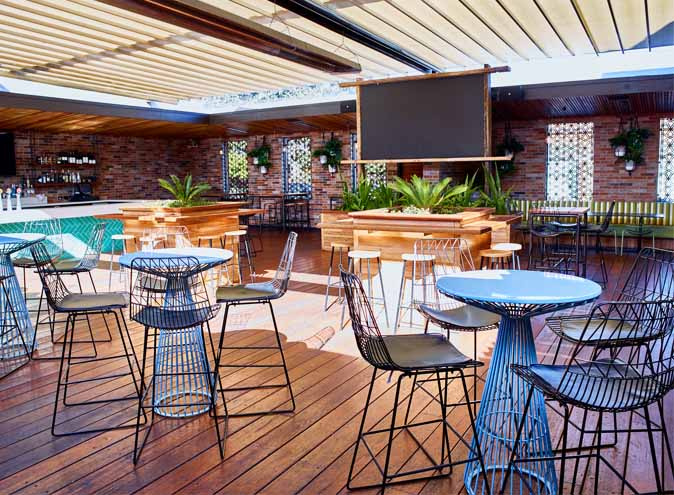 The Precinct Hotel – Iconic Sports Bars