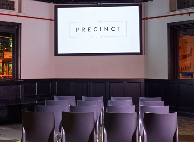 The Precinct Hotel – Richmond Venues