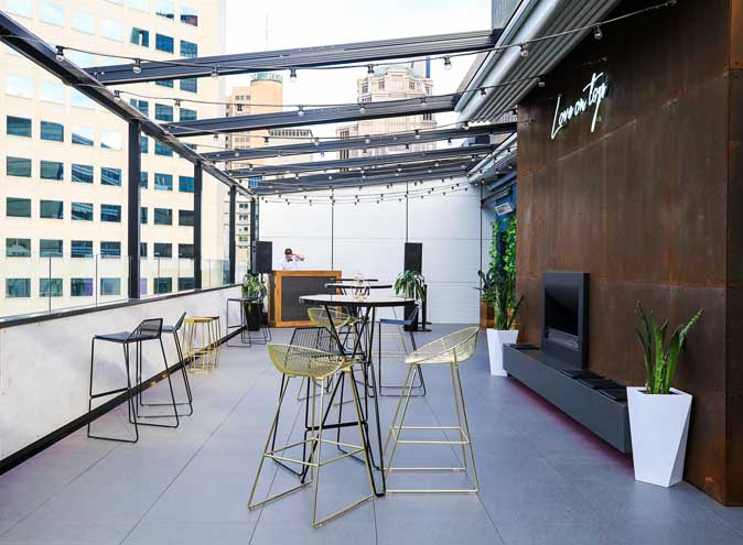 The Stolen Gem – CBD Venue Hire
