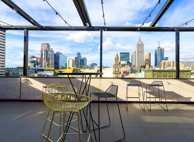 The Stolen Gem <br/> Rooftop Venues for Hire