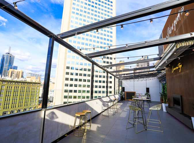 The Stolen Gem – Rooftop Venues For Hire