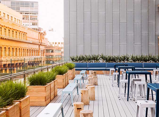 The Terrace – Rooftop Venue Hire