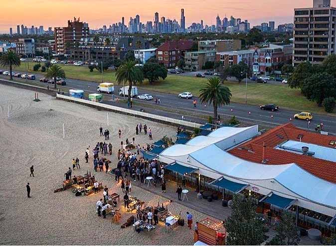 West Beach Bathers Pavilion – Dining