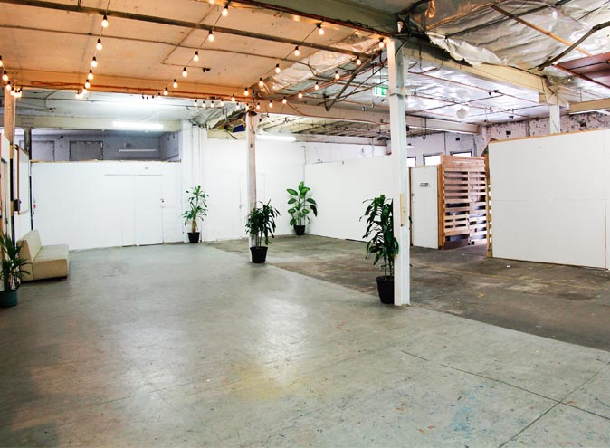 Woodburn Creatives – Warehouse Spaces