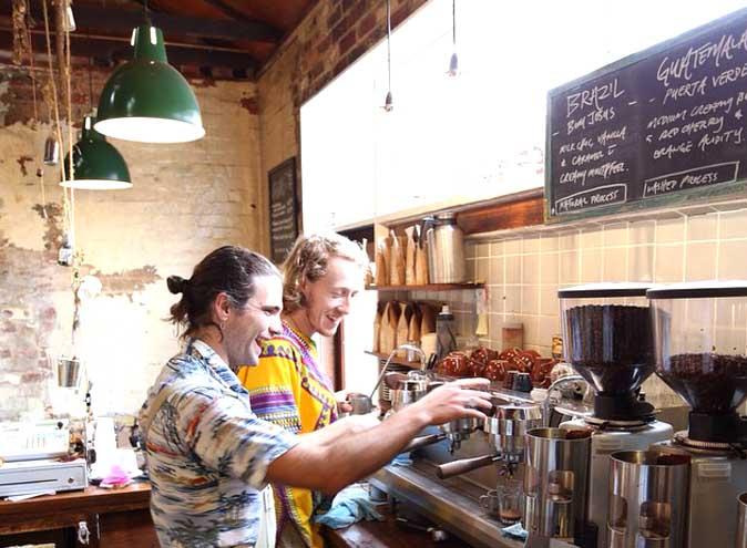 Monk Bodhi Dharma – Cool Vegan Cafes