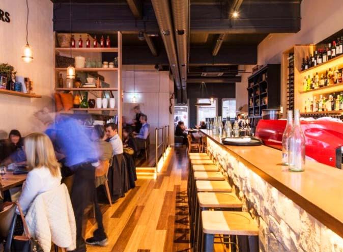 Pomodoro Sardo/Segreto Bar