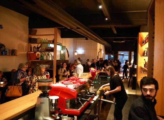 Pomodoro Sardo – CBD Venues For Hire