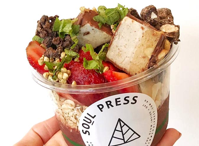Soul Press <br/> Best Health Cafes