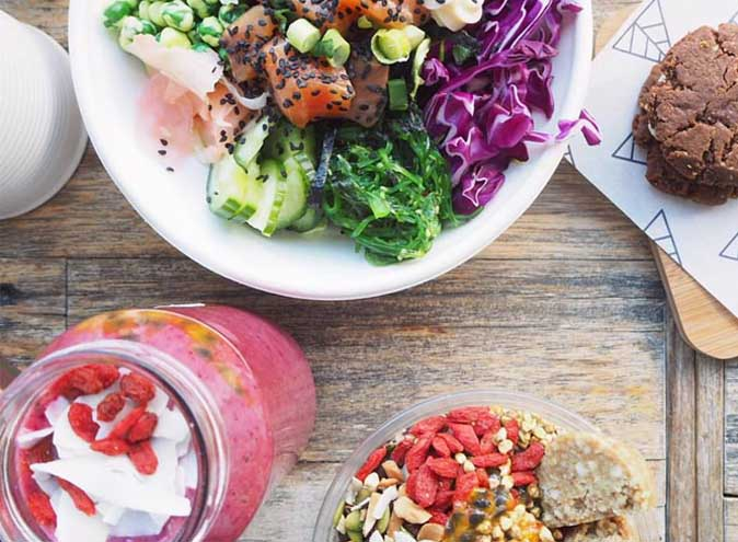 Soul Press – Healthy Melbourne Cafes