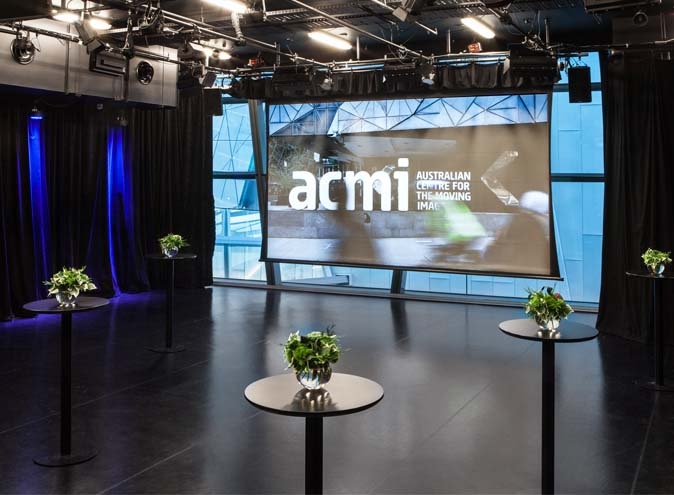 ACMI – Unique Exhibition Spaces