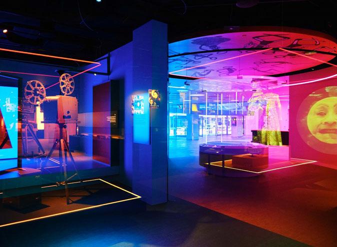ACMI Exhibition gallery venues melbourne to do cbd federation square galleries exhibitions seminars art film entertainment 009 3