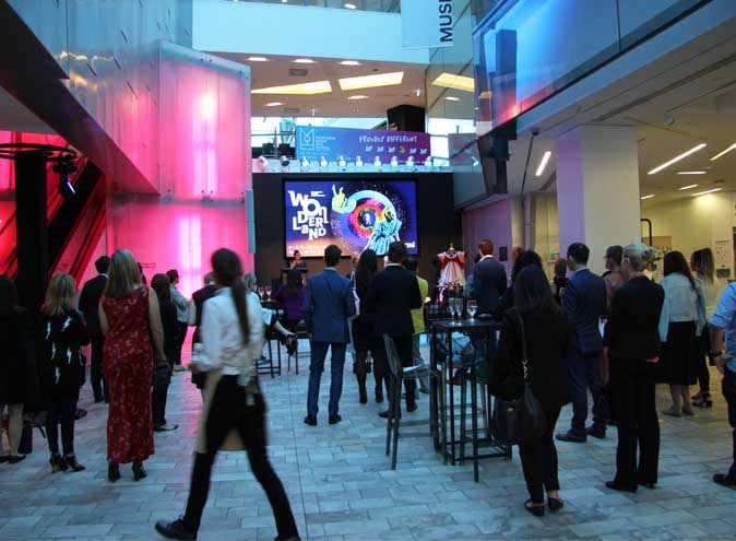 ACMI – Large Event Venues