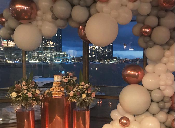 All Smiles <br/>Waterfront Venue Hire