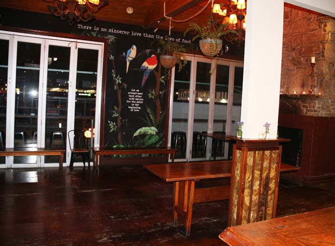 Babble Bar & Cafe – Good Function Rooms