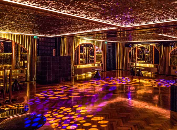 Baroq House <br/> Decadent Venue Hire