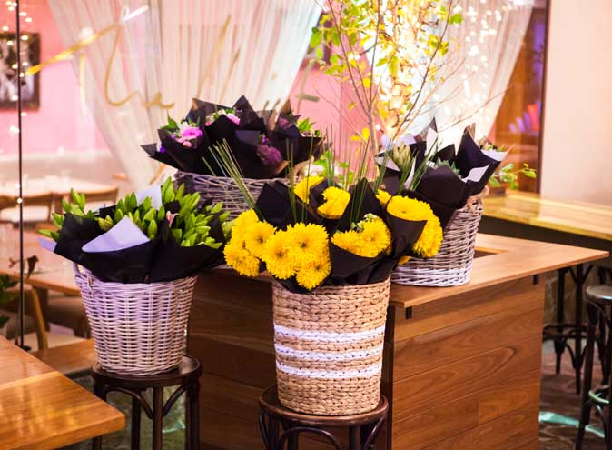 The Florist Kitchen & Wine Bar <br/> Top Eateries
