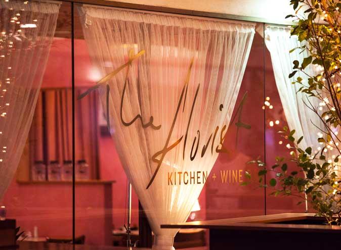 The Florist Kitchen & Wine Bar – CBD Bars