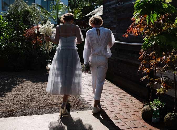 Glasshaus Outside – Wedding Venues