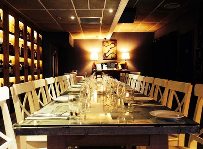 Grape Therapy <br/> Private Dining & Venue Hire