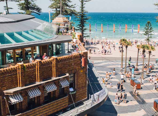 The Glasshouse – Manly Beach Bars