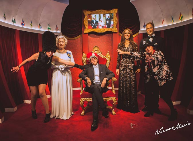 Madame Tussauds Sydney – Unique Spaces