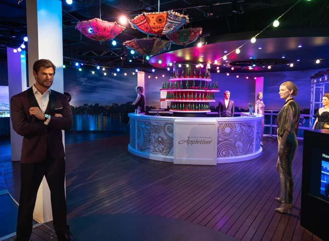 Madame Tussauds Sydney <br/> Fun Venue Hire