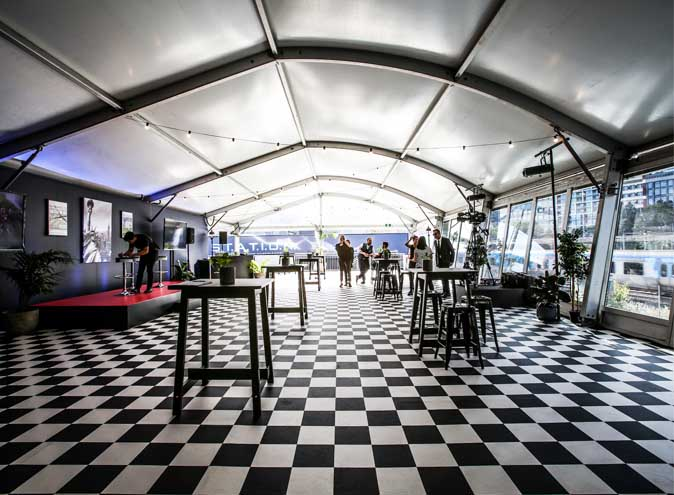Midtown Speakeasy – Federation Square Venues