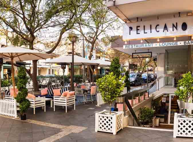 Pelicano – Bayside Venues For Hire