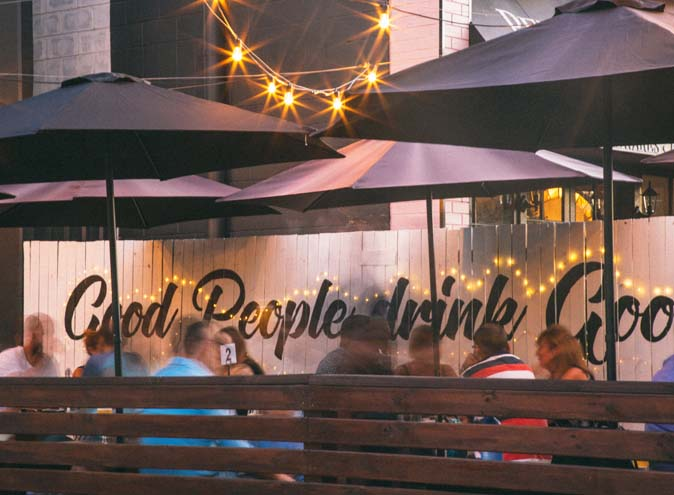 Revel Brewing Co. – Best Beer Gardens