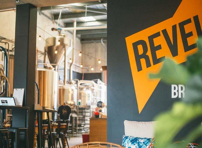Revel Brewing Co. – Best Beer Gardens