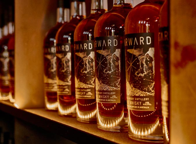 Starward Distillery – Cool Whisky Bars