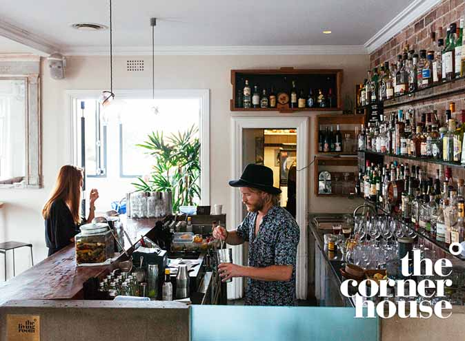 The Corner House <br/>Best Bondi Bars