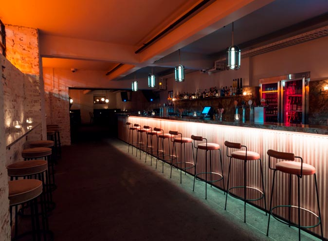 The George Lounge – Basement Bars