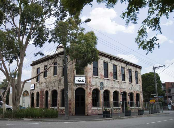 The Hack – Heritage Listed Venues