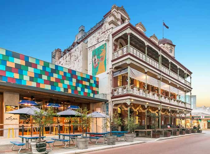 The National Hotel <br/> Function Venues Fremantle