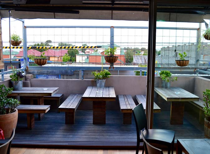 The Thornbury Local <br/> Private Rooftop Venues