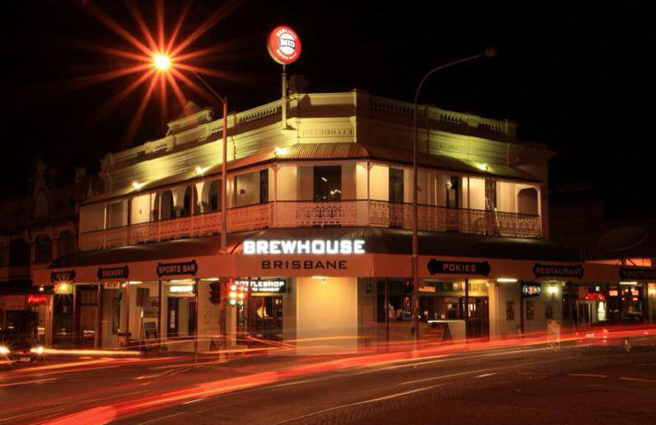 Brewhouse Brisbane – Best Beer Gardens