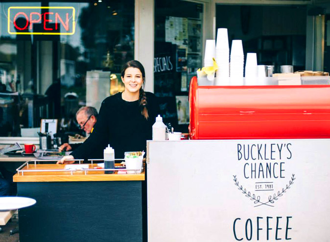 Buckley's Chance – Mornington Cool Cafes