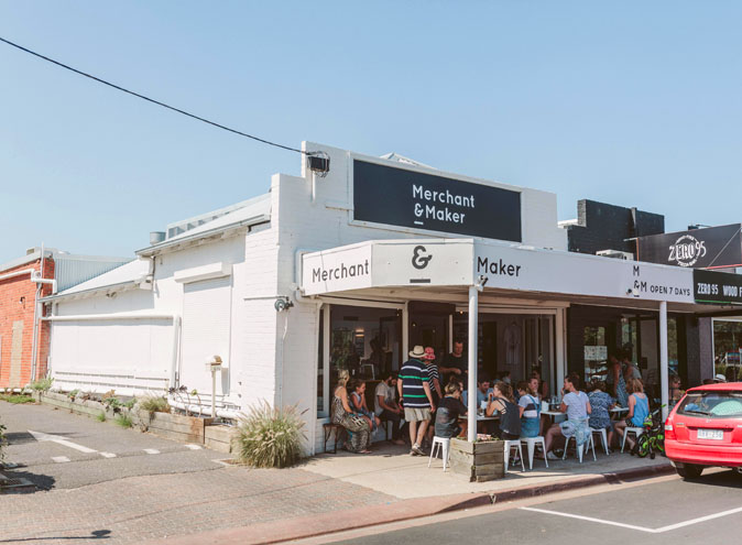 Merchant & Maker – Mornington Peninsula Best Cafes