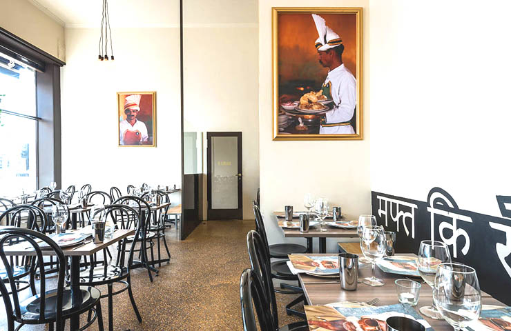 Babu Ji – Top Indian Eateries
