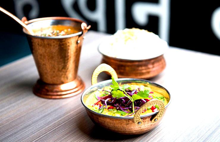 Babu Ji – Best Indian Eateries