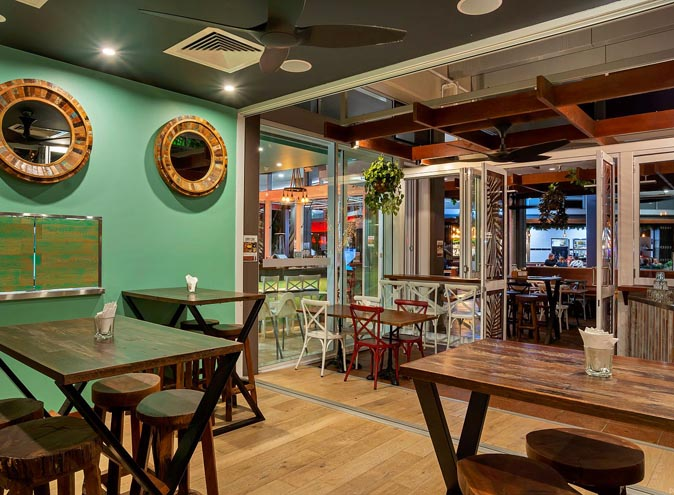 Barbossa Bar <br/> Exclusive Venue Hire