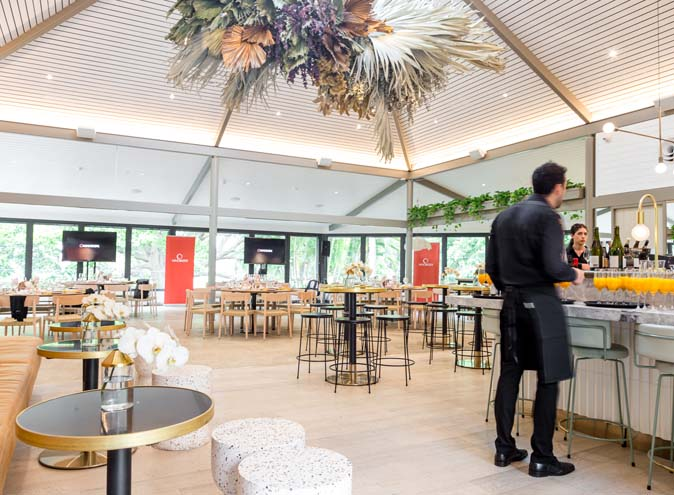 Botanic House <br/> Outdoor Function Venues