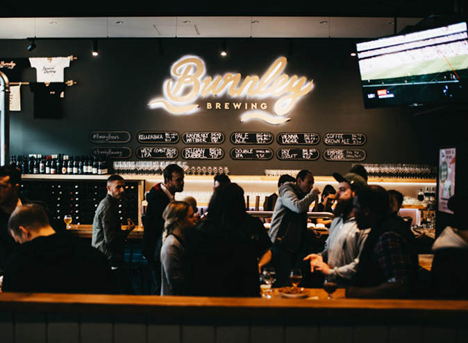 Burnley Brewing – Modern Gastropubs