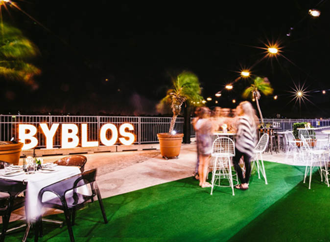 Byblos Bar & Restaurant – Large Venues
