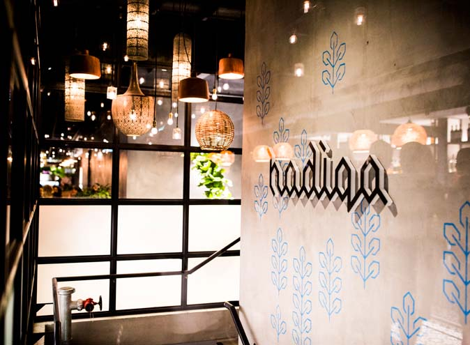 Hadiqa <br/> Top Middle Eastern Restaurants